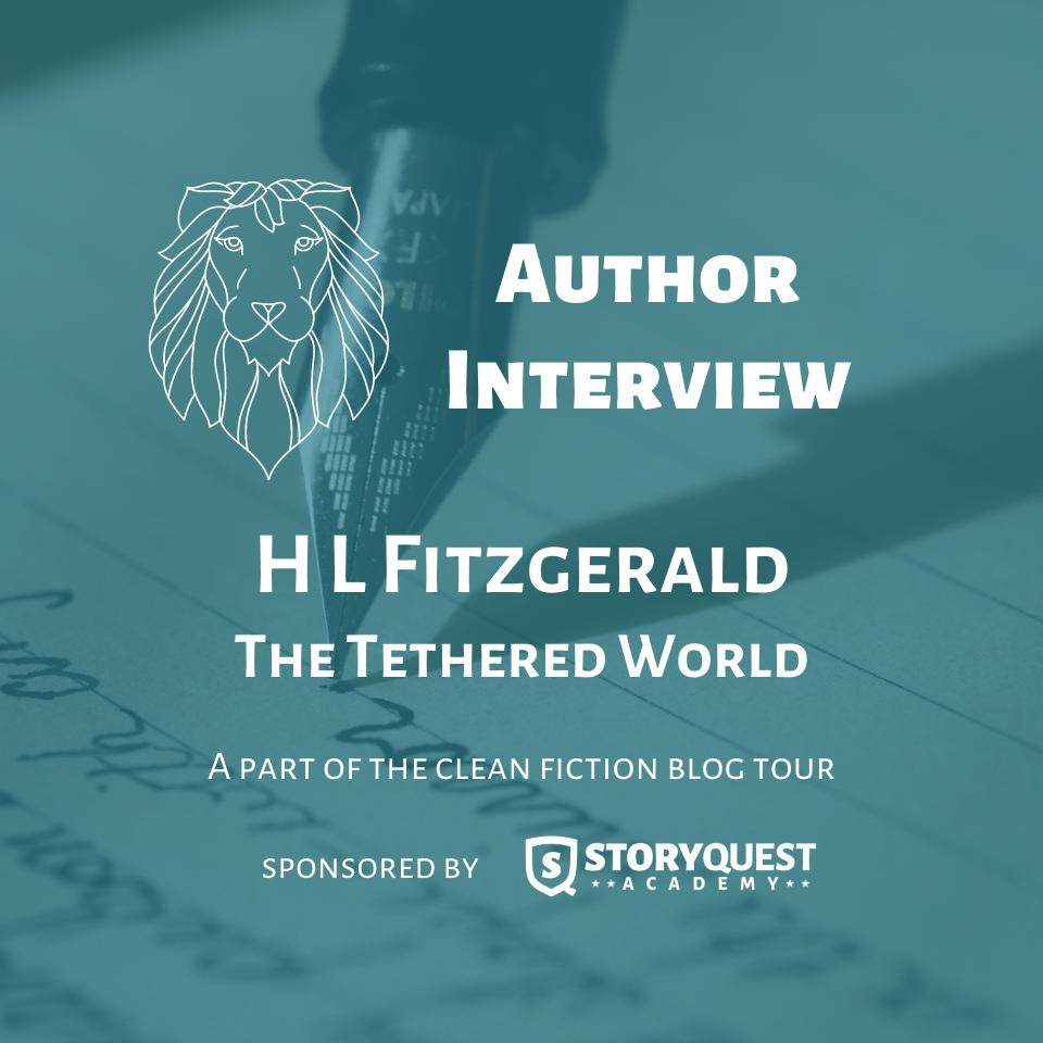Author Interview: H. L. FitzGerald