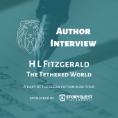 Author Interview: H. L. FitzGerald
