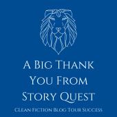 Clean Fiction Blog Tour: A Big Thank You!