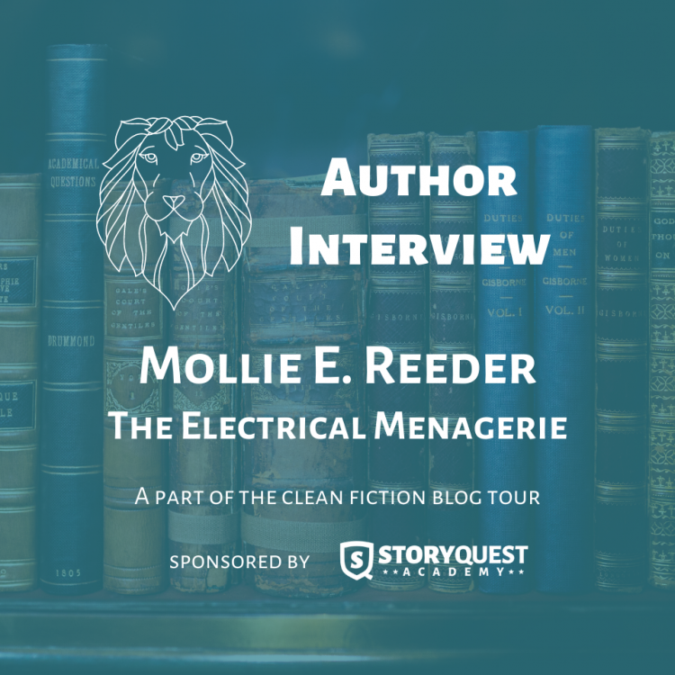 Author Interview: Mollie E. Reeder