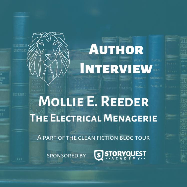 Author Interview: Mollie E. Reeder