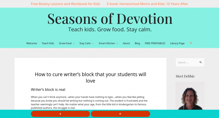 The Best Proven Way To Cure Writer's Block